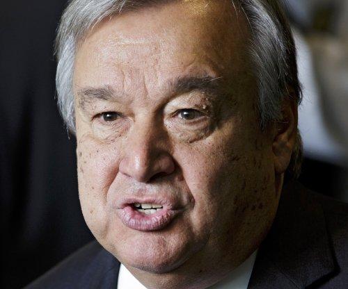Former Portuguese Prime Minister Antonio Guterres appointed U.N. secretary-general