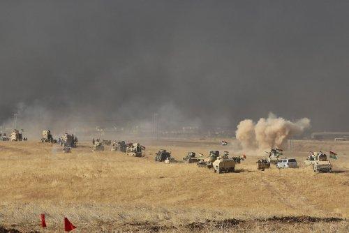 Turkish President Erdogan eyes Kurdish town in Syria