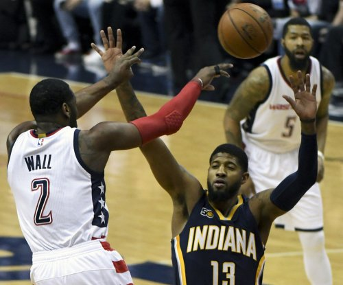 Indiana Pacers F Paul George, 76ers G Gerald Henderson fined following altercation