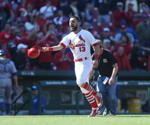 Matt Carpenter's grand slam gives St. Louis Cardinals win over Toronto Blue Jays