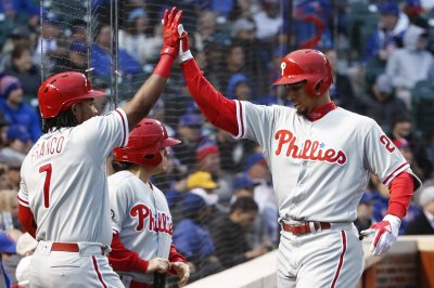 Philadelphia Phillies third baseman Maikel Franco trying to shake slump