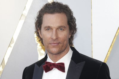 Matthew McConaughey doesn't remember full-frontal scene in 'Serenity'