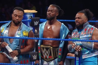 WWE Smackdown: Kofi Kingston faces Dolph Ziggler in rematch