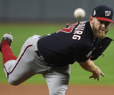 MVP Stephen Strasburg opts out of Nationals' $100M for free agency