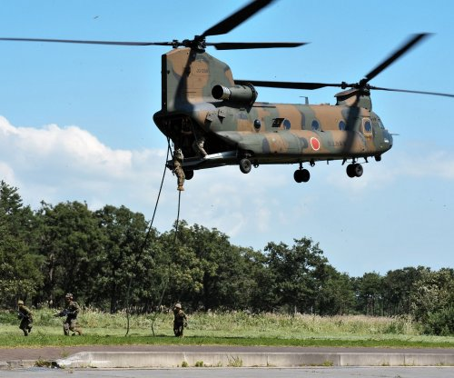 UAE's $830.3M buy of Chinook cargo helicopters cleared by State Dept.