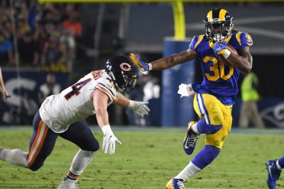 Los Angeles Rams release RB Todd Gurley, LB Clay Matthews