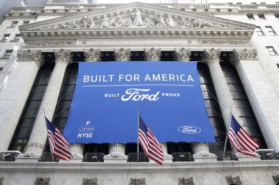 Ford chief announces leadership changes on 1st day as CEO