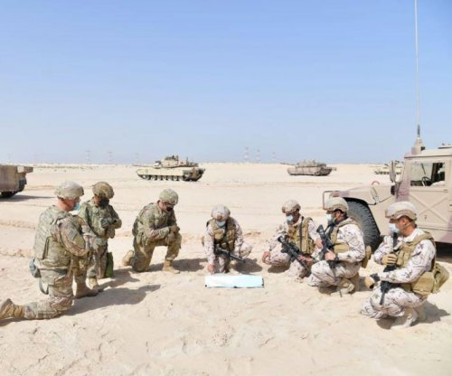 U.S. Army, UAE armored divisions conclude Iron Union 14 exercise