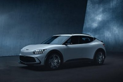 Hyundai Genesis to go all-electric by 2025