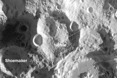 NASA plans to send lunar rover to Nobile region of moon's South Pole