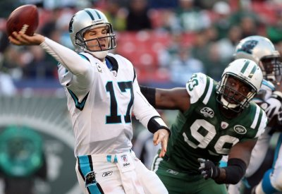 Delhomme may miss next Browns' game