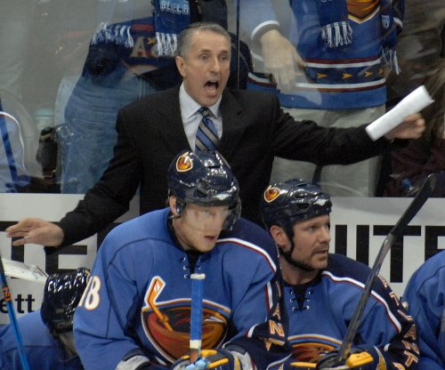 Flames fire 2015 NHL coach of the year Bob Hartley