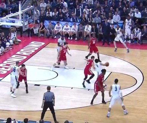 NCAA: Nigel Hayes, Wisconsin derail defending champ Villanova