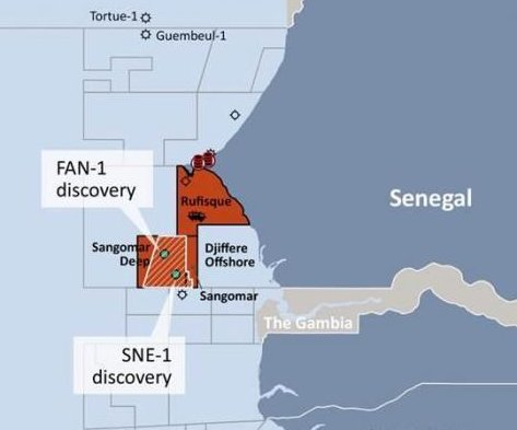 New oil work on tap for offshore Senegal