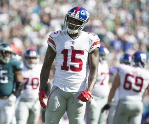 New York Giants WR Brandon Marshall joins Odell Beckham Jr., will have season-ending surgery