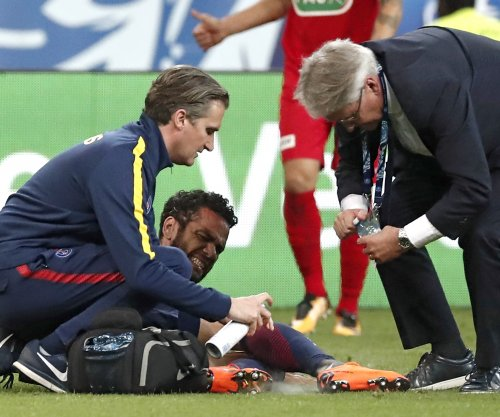 Brazil's Dani Alves ruled out of 2018 World Cup