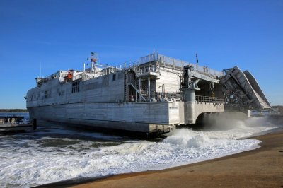 Austal nets $261.8M for work on next two Expeditionary Fast Transport ships