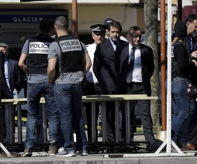 Police arrest suspect after stabbing in France kills 2, injures others
