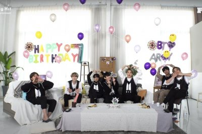 BTS recreates first birthday party in 'Festa' teaser