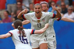 U.S. women's soccer team, federation agree to partial settlement in equality suit