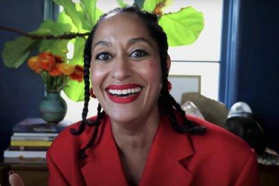 Tracee Ellis Ross says 'Girlfriends' helped inspire hair care line