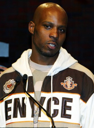 DMX denies violating parole