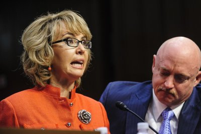 Former Rep. Gabrielle Giffords pledges to keep up gun control work