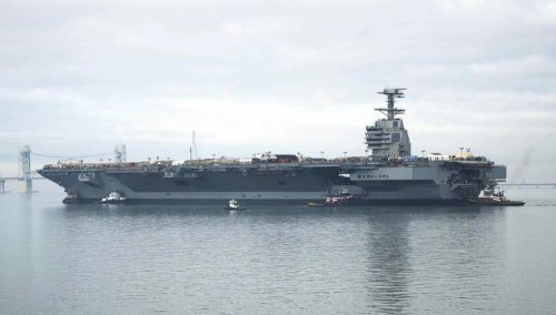 FBI: Navy engineer tried to sell secrets to Egypt
