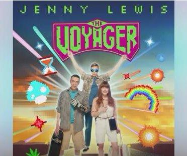 Jenny Lewis releases new music video ft. Fred Armisen, Feist