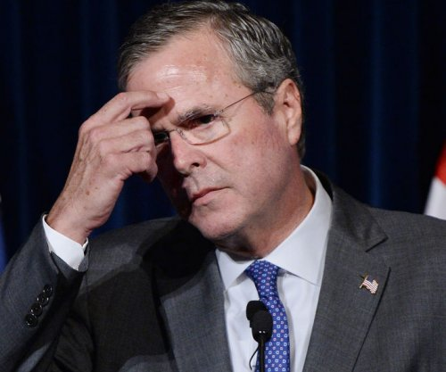 Fiery Jeb Bush defends use of term 'anchor babies'