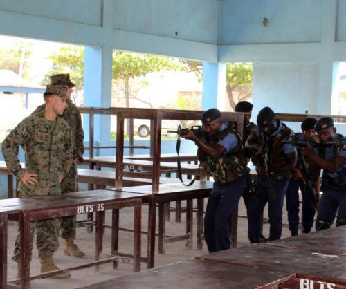 U.S., U.K. help build West African partners' anti-piracy capabilities