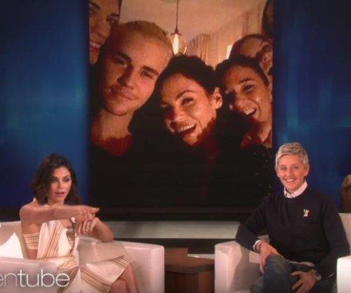 Jenna Dewan recalls 'fangirl' moment with Justin Bieber
