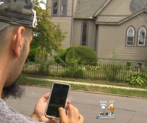 'Gym' designation leads 'Pokemon Go' players to Massachusetts man's home
