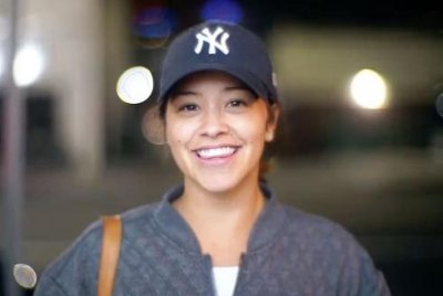 Gina Rodriguez details her anxiety in makeup-free video portrait