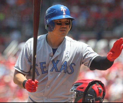 Texas Rangers defeat Kansas City Royals on Shin-Soo Choo's RBI single in ninth