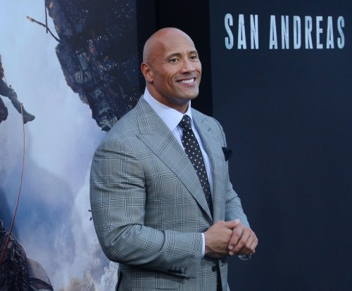 Dwayne Johnson meets 10-year-old who rescued drowning brother