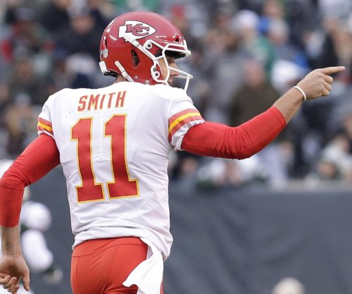 Chiefs QB Smith to replace Rivers in Pro Bowl