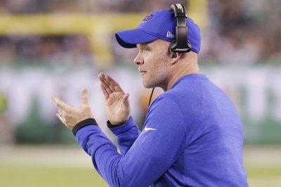 Buffalo Bills rookie QB Josh Allen works with first-team offense