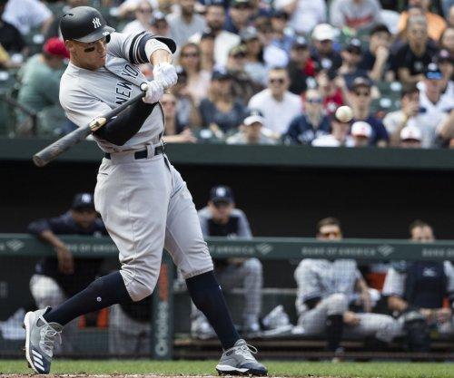 Aaron Judge homers, Didi Gregorius hits grand slam in Yankees win