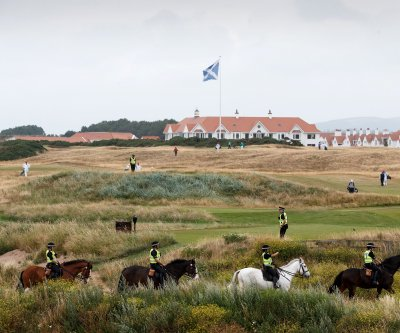 Pentagon: Military spent $184,000 at Trump's Scotland resort