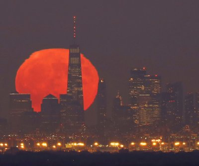 Halloween weekend's Blue Moon to last through Sunday