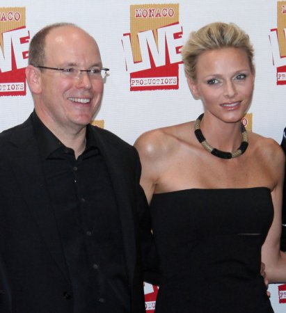 Prince Albert marries Charlene Wittstock