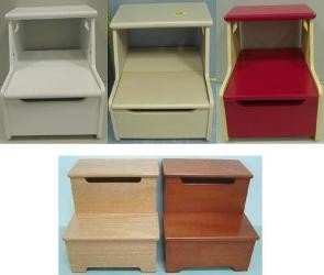 Target recalls step stools