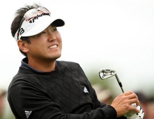 PGA third round suspended by rain