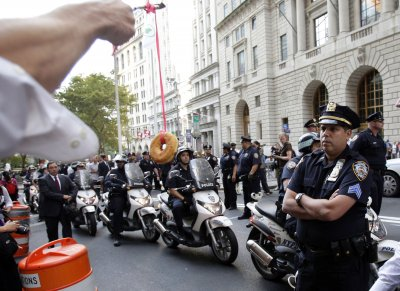 FBI monitored Occupy protests