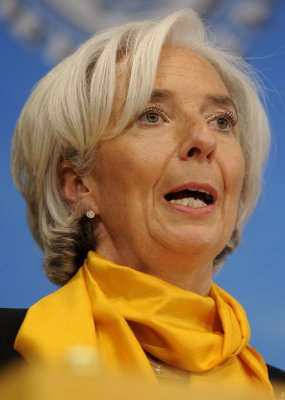 IMF Director Lagarde expected to be charged
