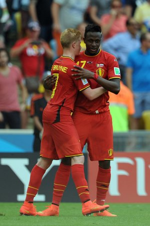 Belgium pushes out South Korea