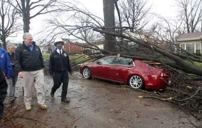 Possible tornado hits campground in Virginia, killing 2