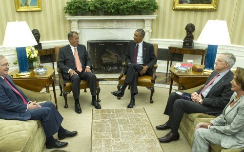 Boehner would be 'happy' for Congress to vote on authorization to fight ISIS