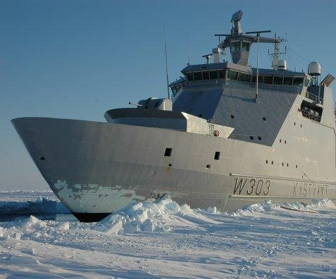 Canada contracts for Arctic patrol ships